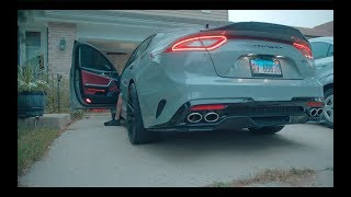 Craziest Modification on my Kia Stinger!