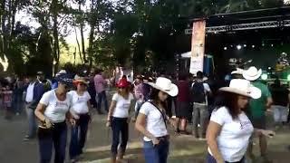 ALABAMA LINE DANCE en Rancho Taxco Country Music 2018