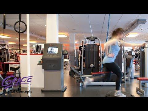 Grace Digital Concepts' videos FL's 24hr gym