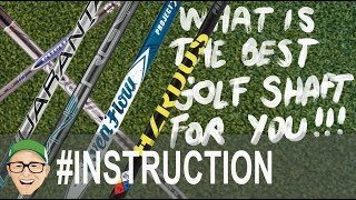 SHAFTIODS BEWARE GOLF TIPS