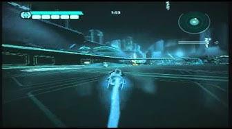Tron: Evolution - Online Grid Match (Light Cycle Battle)