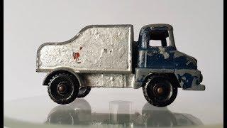 MATCHBOX Restoration No 13c Thames Wreck Truck 1961