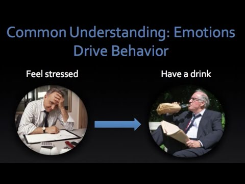 CHI 2015 - Emotion Tracking to Promote Behavior Change (Human Computer Interaction Research)