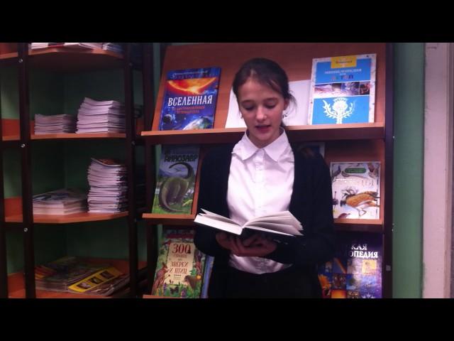 Изображение предпросмотра прочтения – ОльгаАлёнкина читает произведение «Юному поэту» В.Я.Брюсова
