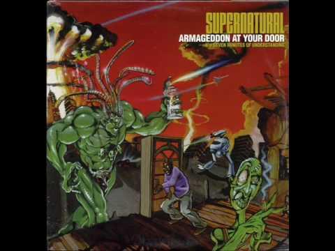 MC Supernatural  - Armageddon At Your Door