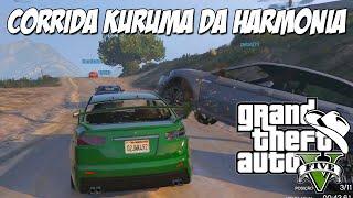 GTA 5 Online (PC) - Rally com Kuruma: Eu Escutei um choro ? xD