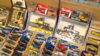 diecast police car collection