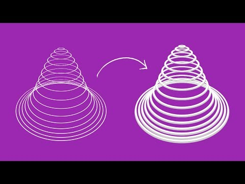 Remake | CSS 3D Wavy Circle Loader Animation Effects
