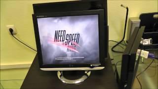 Подключение PS4 и DVB ТВ приставки к VGA-монитору и колонкам