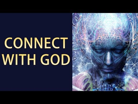You can Connect with God if you follow this method | Guided Meditation to connect with God