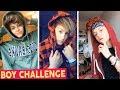 Boy Challenge (Girls Turn Into Boys) - Funny Musically & Tik Tok Video 2018