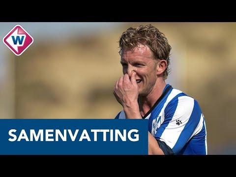 Samenvatting Quick Boys - Jong FC Groningen met rentree Dirk Kuijt - OMROEP WEST