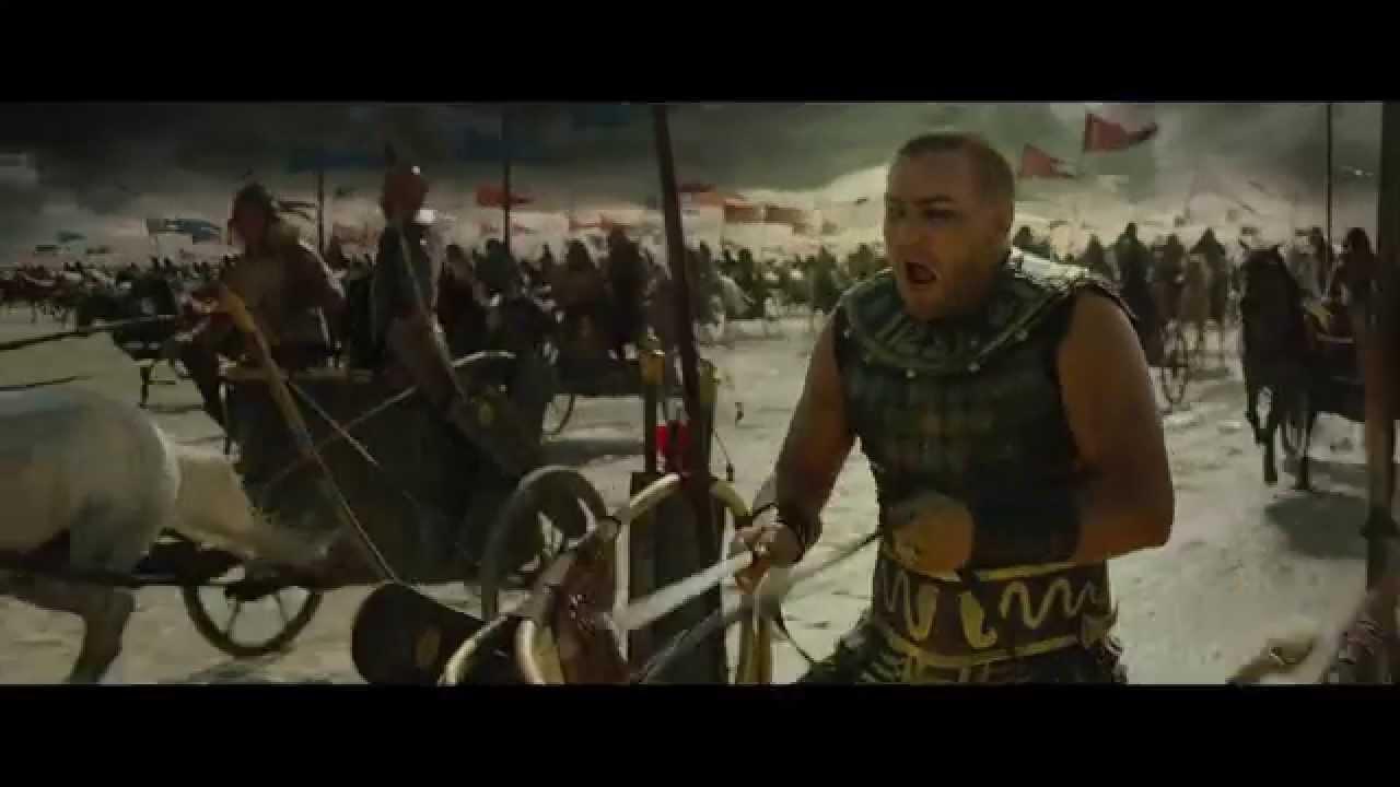 Exodus: Gods and Kings | Officiële trailer 1 | Nederlands ondertiteld | 18 december in de bioscoop