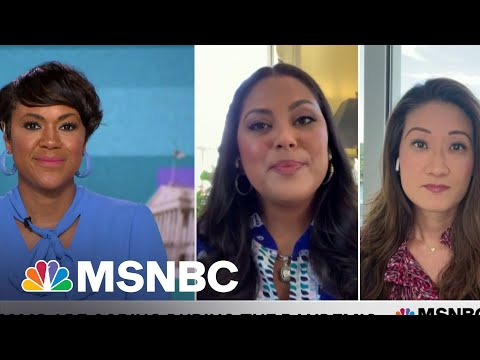 How Are Moms Coping During The Pandemic? Our Panel Of Mothers Discusses | MSNBC