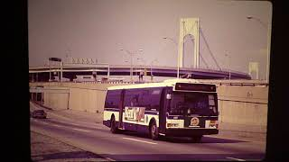 60s and 70s NY Bus Party (Kodachromes)
