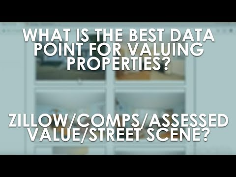 Ocean City Development: 11.16.17 What is the best data point for valuing properties?