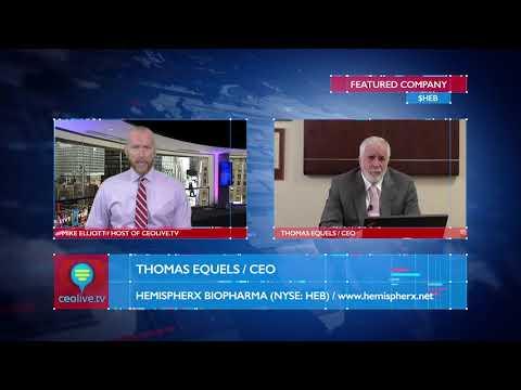 Hemispherx $HEB Ramping Up Manufacturing to Pursue Multi-Billion Dollar Immuno-Oncology Market