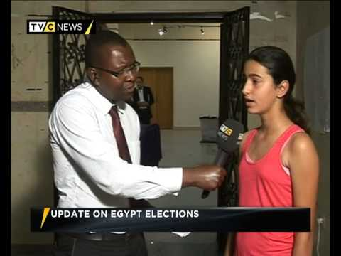 Update on Day one of Egypt's Presidential Elections