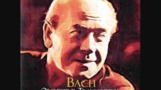 Bach-Elgar: Fantasia & Fugue in C minor - Ormandy conducts