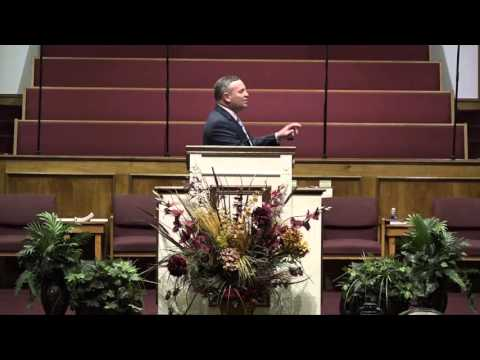 Jeff Fugate - Men Ought Always to Pray and Not Faint
