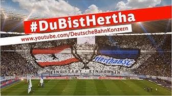 #DuBistHertha – Das YouTube-Gewinnspiel der Deutschen Bahn