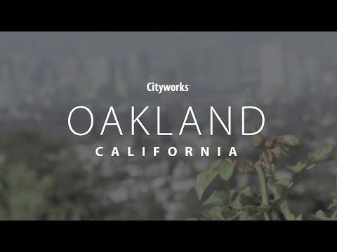 Cityworks Customer: Oakland, California
