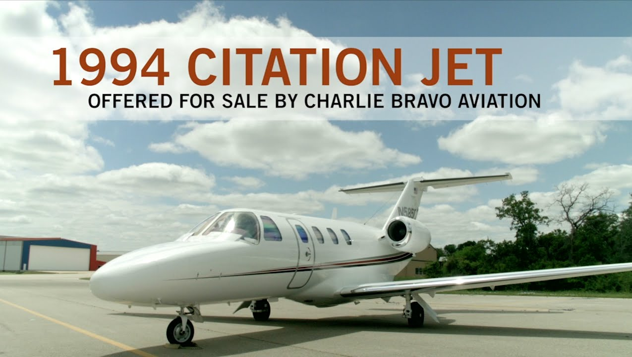 1994 Citation Jet For Sale