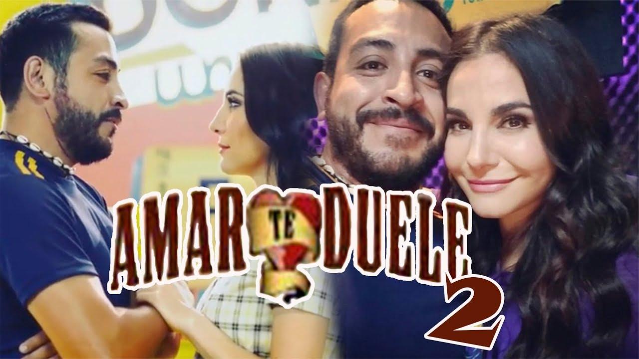 Amar Te Duele Full Movie martha higareda y luis fernando peña ¿grabando amar te duele 2?