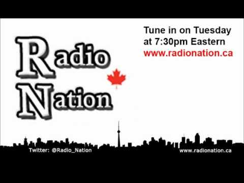 Kate Todd Interview on Radio Nation (August 30th 2011)