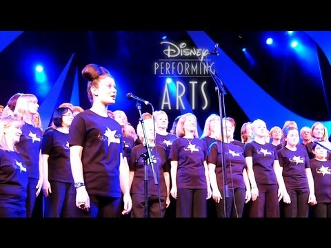 Disney Performing Arts Onstage - Disneyland Paris Videopolis - Got 2 Sing
