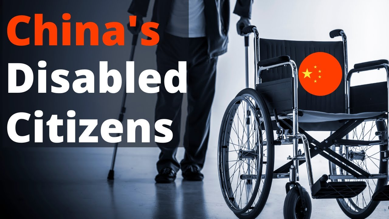 The Plan for Disabled People in China   Real Talk China Ep8