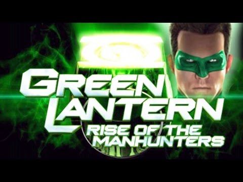 Green Lantern: Rise of the Manhunter Review! (iPhone/Android)