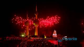 Kuwait 50th Constitution Day Fireworks
