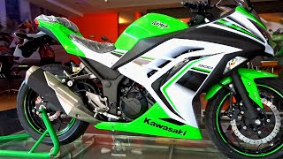 #Bikes@Dinos: Kawasaki Ninja 300 Special Edition Walkaround Review, Test Ride