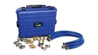 TruBlu Evacuation Kit and Bluvac Vacuum Gauges | Unboxing