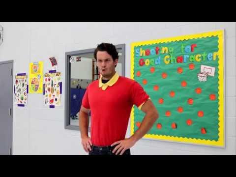 Ben's Gaston Birthday video!