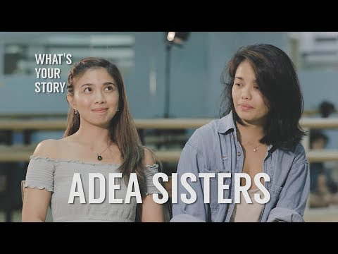 The Best Ballet Duo In Philippines | What's Your Story Adea Sisters