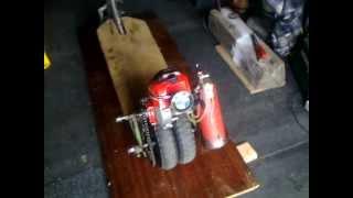 самодельный самокат с мотором как сделать