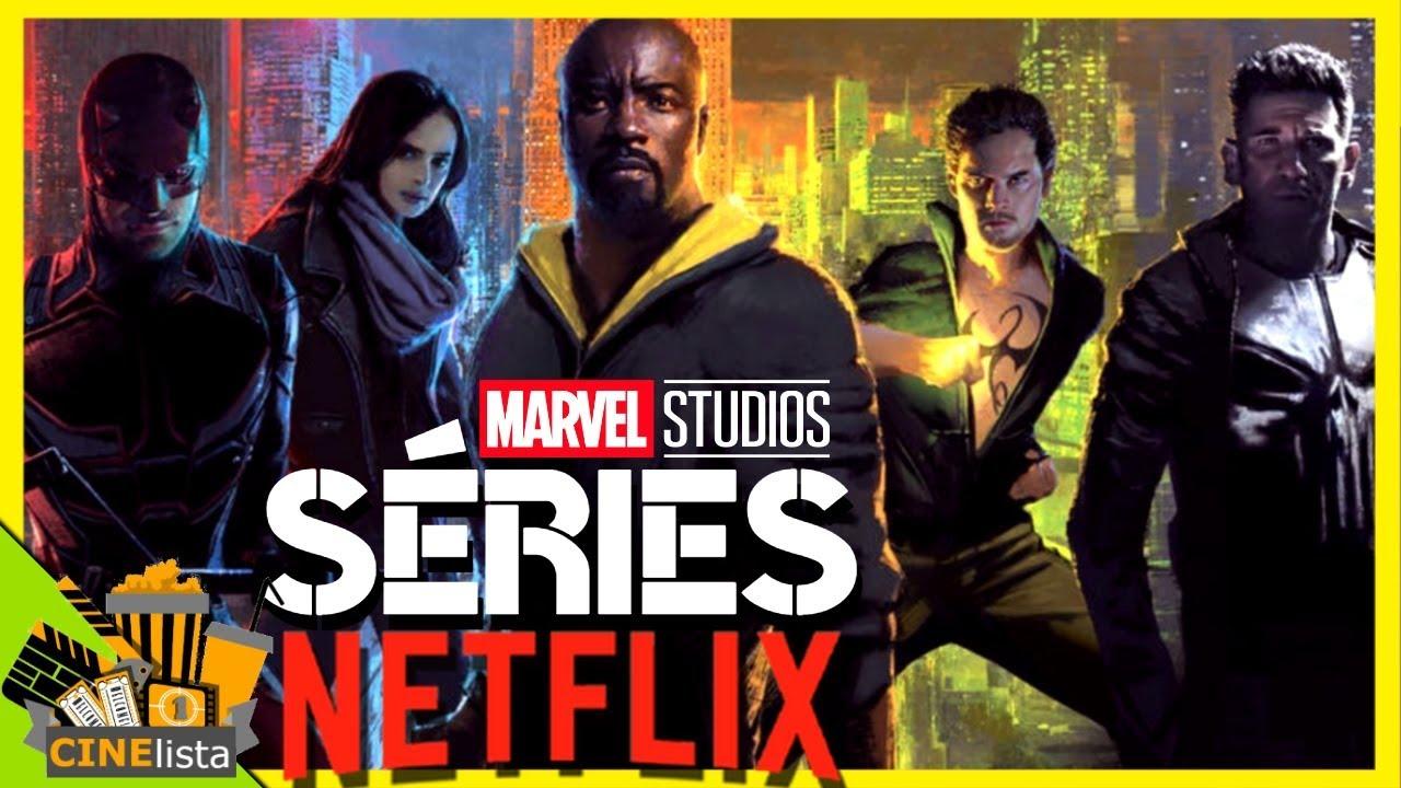 Marvel Serie Netflix