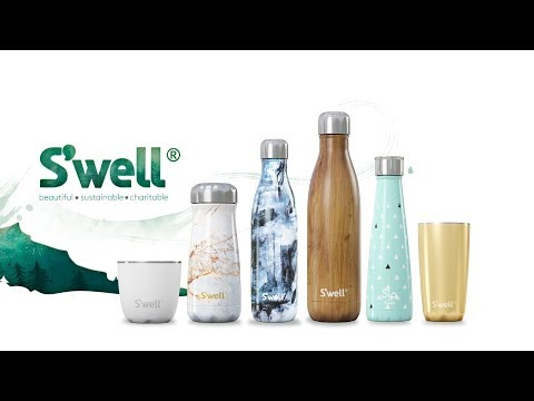 S'well Bottle — Beautiful. Sustainable. Charitable.
