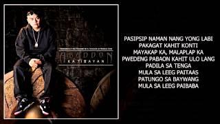 Pasipsip Naman   Abaddon Ft Eman & Third Flo' With Lyrics
