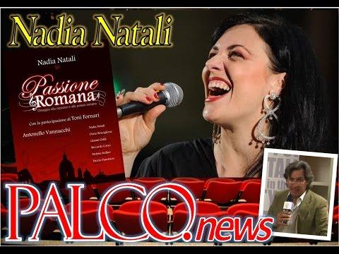 Palco.News del 24/02/2017 - Nadia Natali