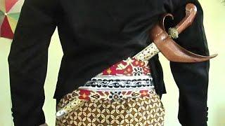 [TUTORIAL] Cara Memakai Pakaian Adat Jawa - How to Wear Javanese Costume [HD]