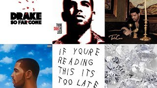 Download Ranking Drake's Discography MP3 song and Music Video