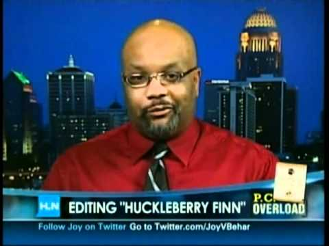 Should the NWord Be Taken Out Of Huckleberry Finn?