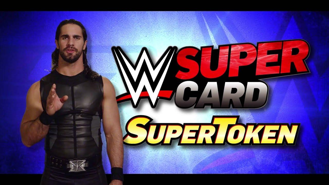 Seth Rollins Talks Wwe Supercard Supertoken Sale Youtube