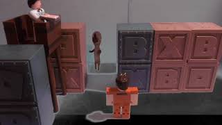SCP-173 Breach (Roblox toys)