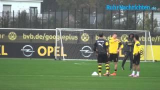 BVB-Training in Brackel am 18. September