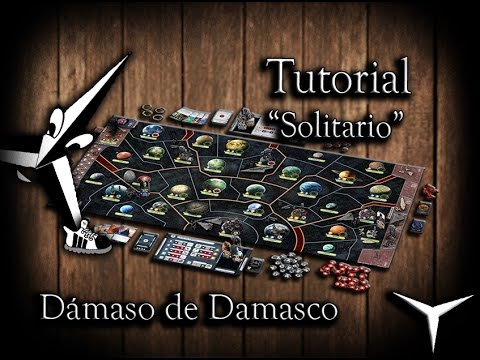 Tutorial Solitario Star Wars Rebellion Juego De Mesa Espanol
