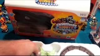 Skylanders Giants: Unboxing Wii Starter Pack (Glow-in-the-Dark)